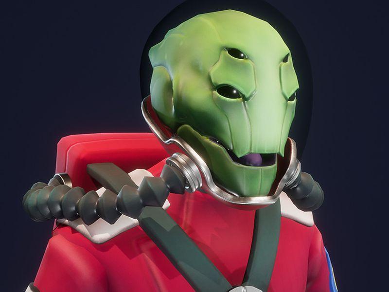Alien Explorer