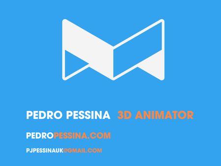 Pedro Pessina 3D Animation Showreel