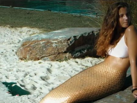 Vintage Mermaid Transformation