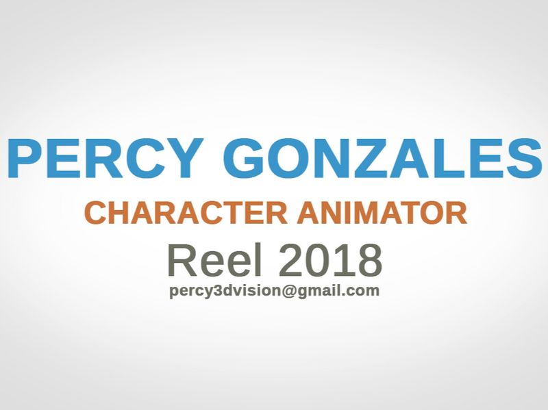 Character animator 2018