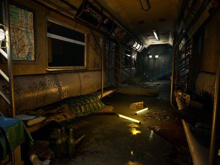 Subway Safe Zone