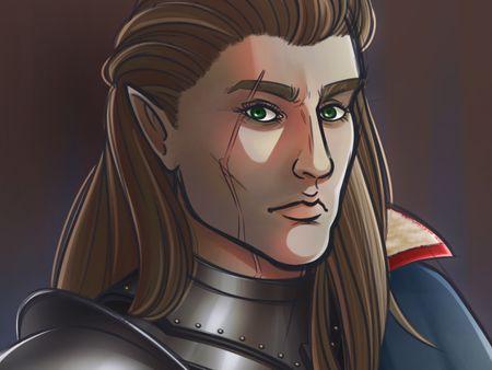 Portrait of Gabriel