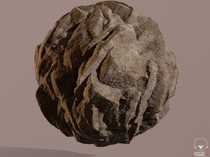 Procedural Material: Rock