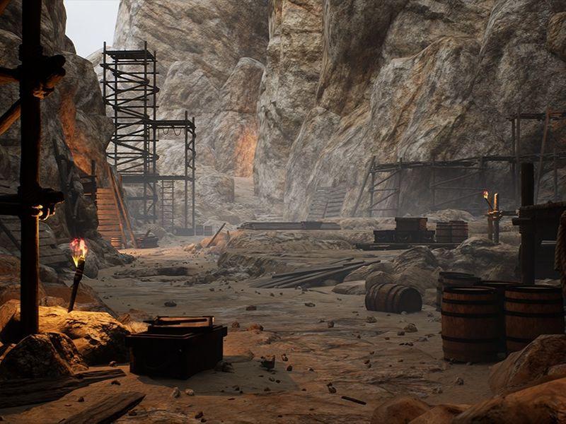 Mine Gorge