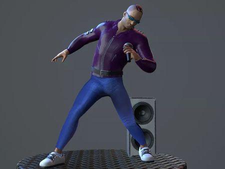 Seith The Cyber Rapper