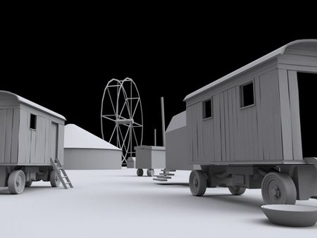 The doom of the Circus Company