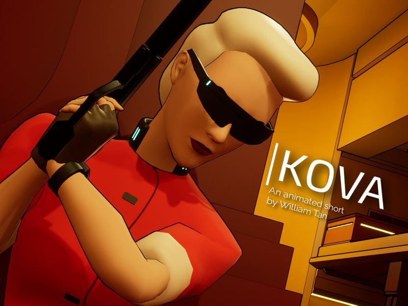 KOVA | A Solo Animated Short