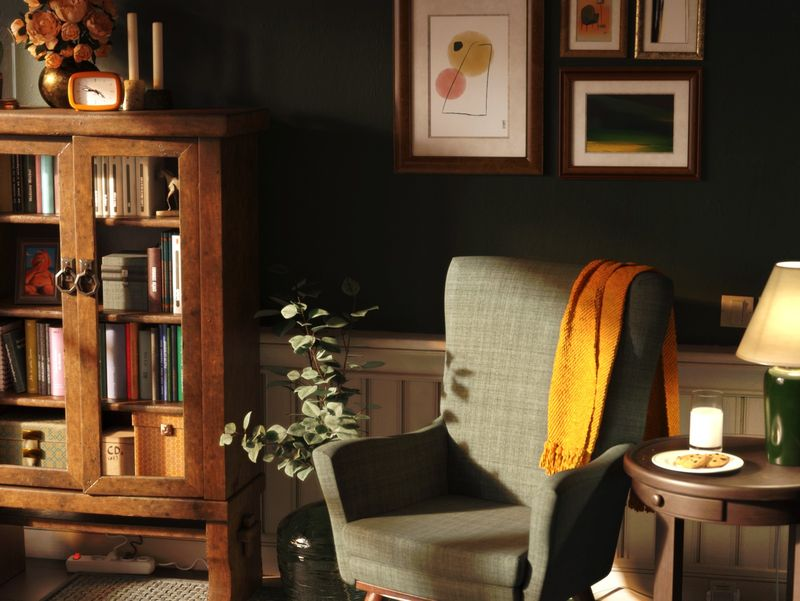 Diorama - Livingroom