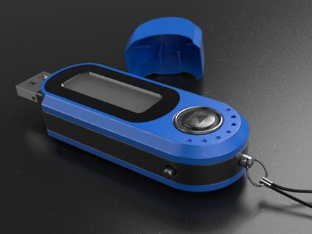 MP3 Player - Products Design