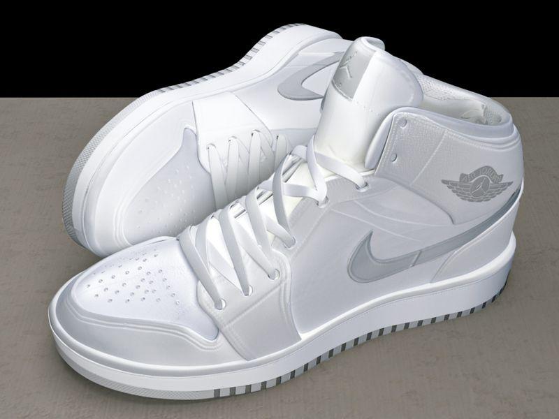Air Jordan 1 Middle
