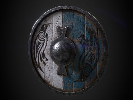 Assassin's creed Valhalla - Eivor's shield