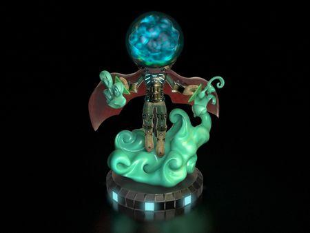Mysterio  Chibi
