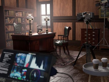 The Peaky Blinders Film Set