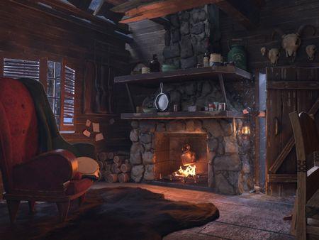 The Last Winter - Pixar's Renderman Challenge Finalist