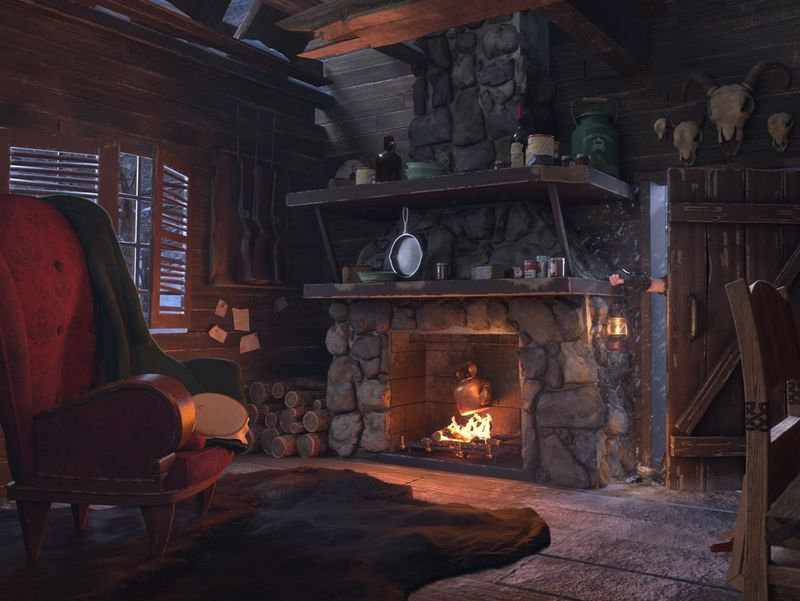 The Last Winter - Pixar's Renderman Challenge Finalist