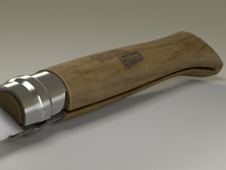 Traditionnal Opinel Made in France