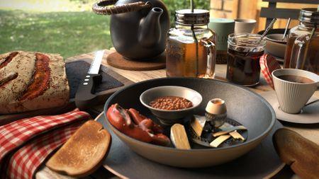 Le Petit Déjeuner (Breakfast)