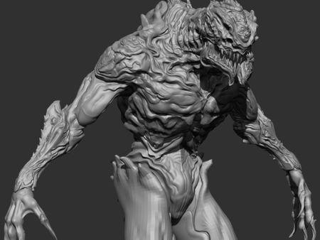 Prowler Doom • WIP