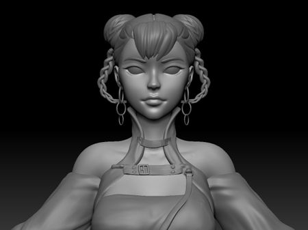 Character Modelling in Zbrush