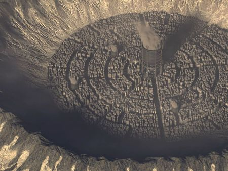 Crater City