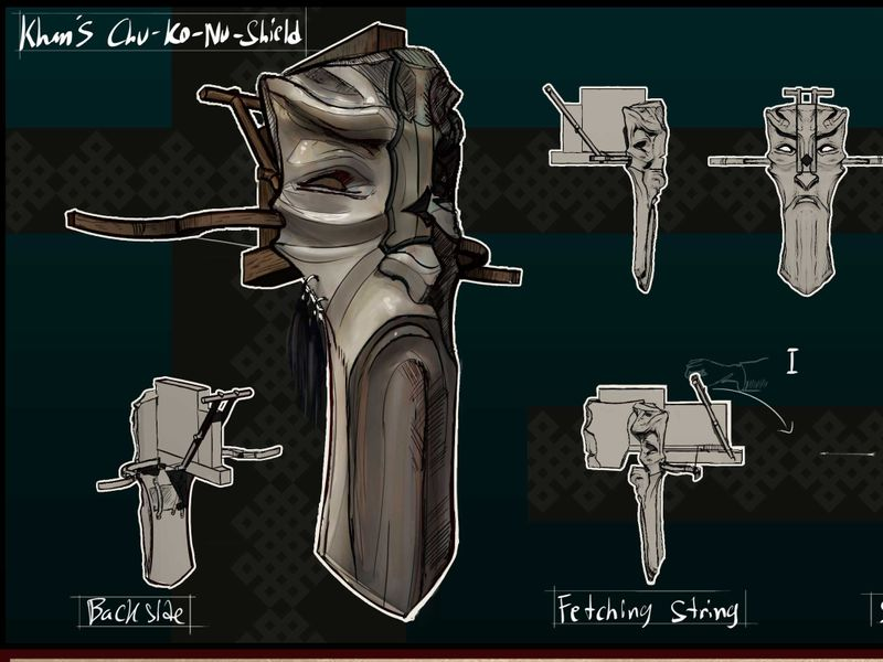 Khan's Chu-Ko-Nu Shield