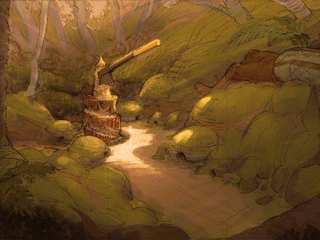 Fairy kingdom's revenge