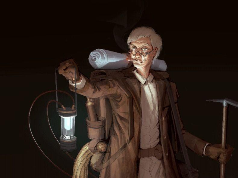 Professor Hardwigg