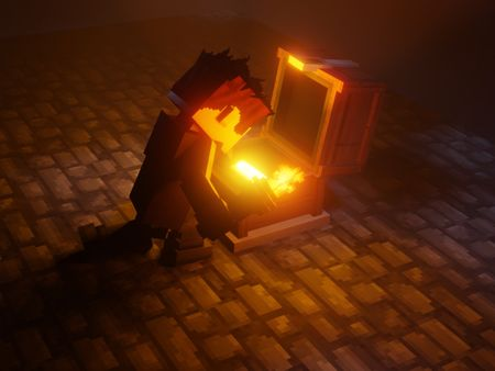Hytale Fanart and a bit of sculpting