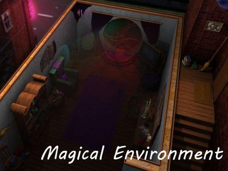 Magicians City Sanctum