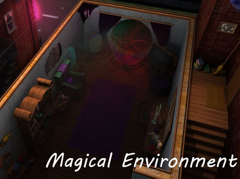 Magical Environment Project