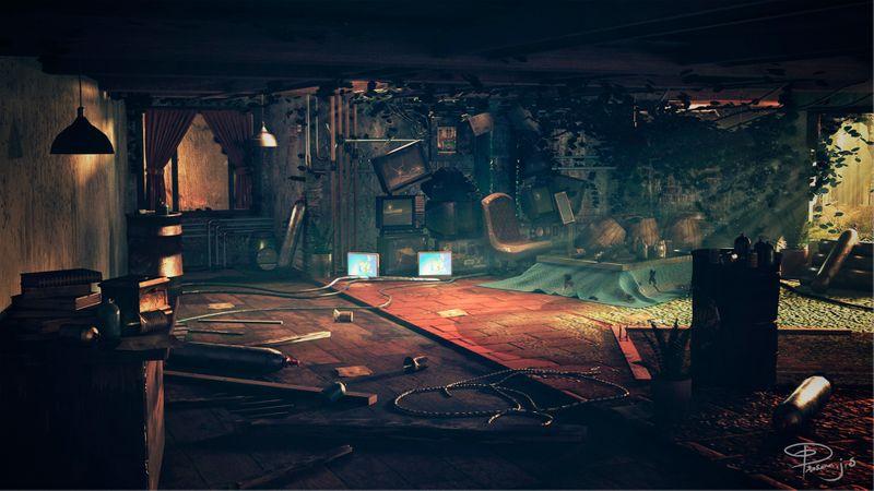Abandoned Environment