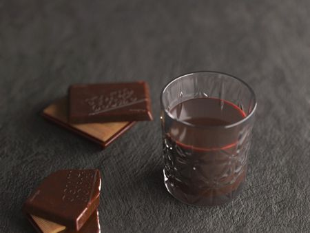 Chocolate and Drink