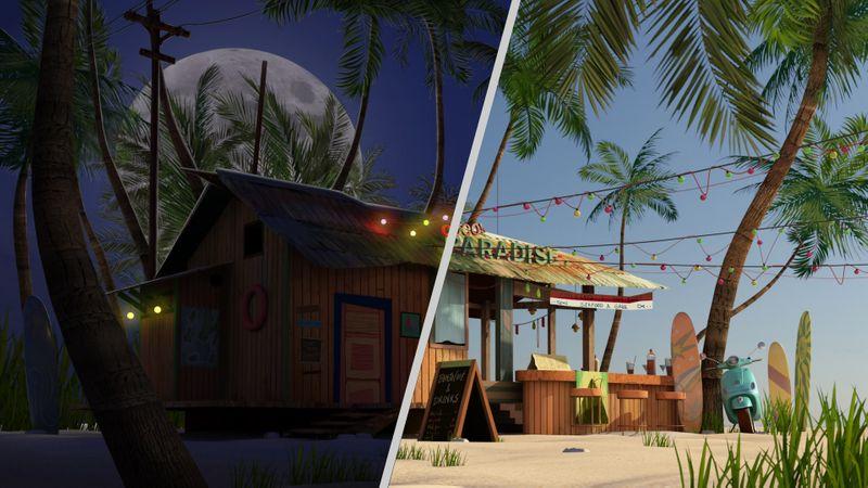 Coco's Paradise