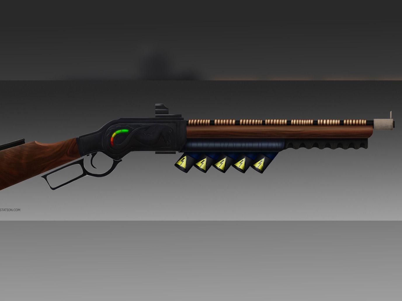 Winchester Railgun