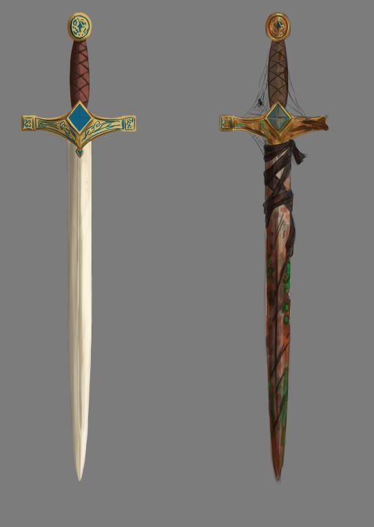 Swords Prettyflyforashyguy