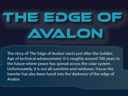 Edge of Avalon Mobile Game UI