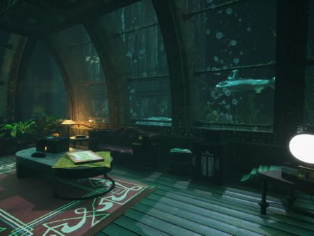 Recreation of the Bioshock 2 Multiplayer Apartment