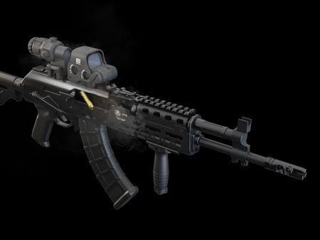 Krebs Custom AK-47