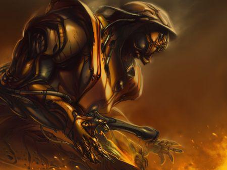 Mortal Kombat Redesigns/Fan arts