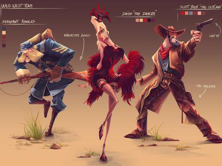 Wild West Team