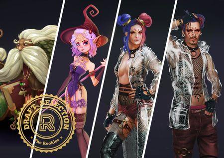 Merlin, Zaehyln and Déjà Vu Club