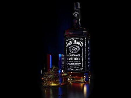 Jack Daniels Hennessee Whiskey