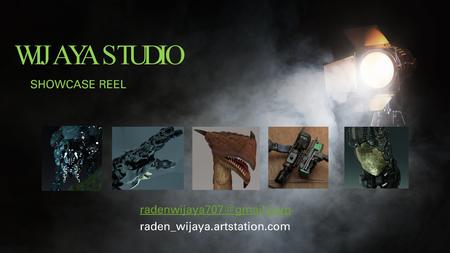 Wijaya Studio Modelling Reel