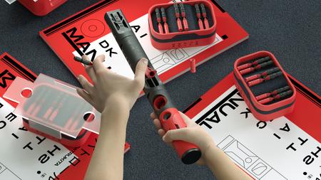 Baton Gun design