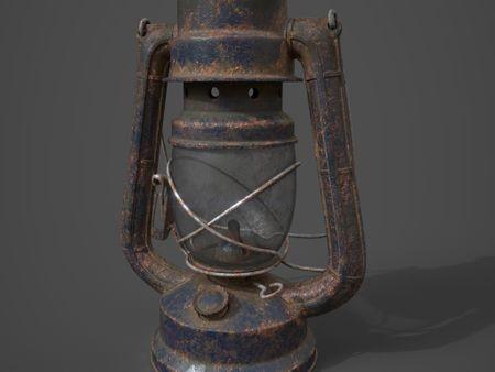 Lantern Texturing