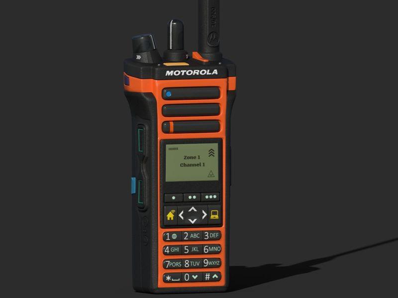 Motorola Ham Radio