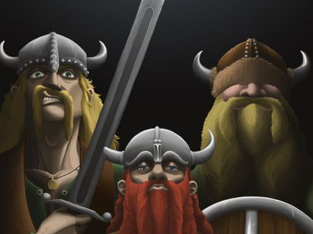 Viking Rhapsody