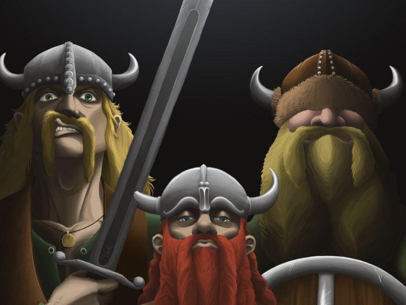 Viking Rhapsody