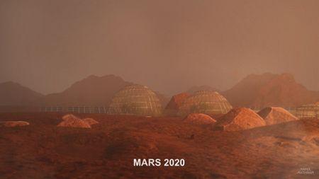 Making Mars Colonies