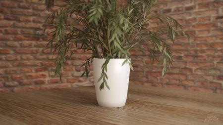 Just a digital plant